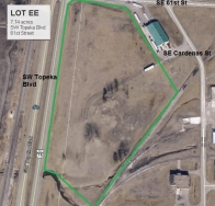 Lot EE Land Parcel at Topeka Regional Business Center