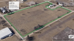 Lot H Land Parcel at Topeka Regional Business Center