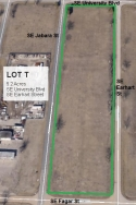 Lot T Land Parcel at Topeka Regional Business Center