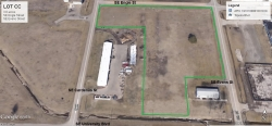 Lot CC Land Parcel at Topeka Regional Business Center
