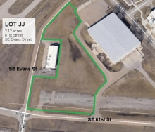 Lot JJ Land Parcel at Topeka Regional Business Center