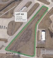Lot KK Land Parcel at Topeka Regional Business Center