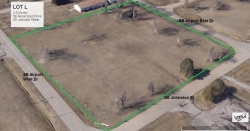 Lot L Land Parcel at Topeka Regional Business Parcel